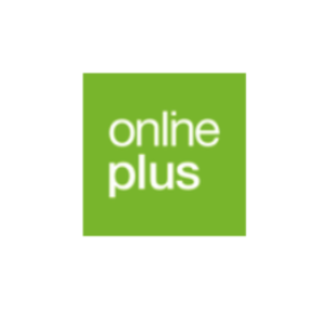 Logo online plus