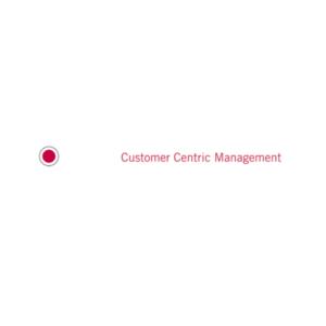 customer centric management Logo