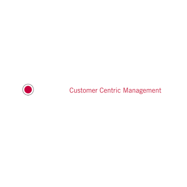 customer centric management Logo